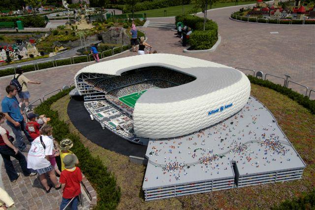Lego hockey arena? I'm talking 18,000 seat ones - LEGO Town ...