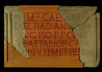 Roman inscription from Bar Hill (RIB 2170)