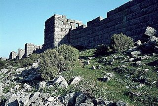 Gyphtokastro (Attica, Greece)
