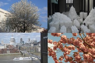 London in spring (onemorehandbag)
