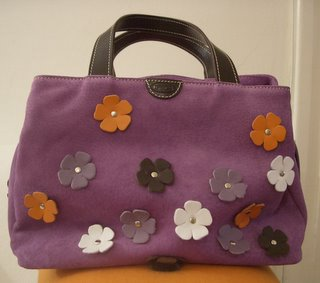 flowery bag (onemorehandbag)
