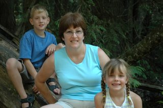 Will, Nicole & My Mom
