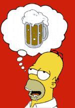 homer_simpson_beer_drool mark leslie's blog mmm, beer