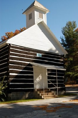 Mt. Olivet Methodist Church, Droop Mountain, WV