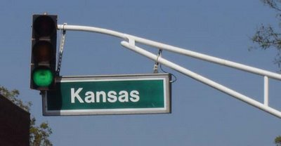 Welcome to Kansas!