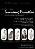 Forum Irama : Senandung Ramadhan