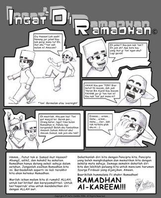 Ingat2 Di Ramadhan
