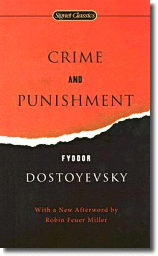 an analysis of the character of raskolnikov in crime and punishment by fyodor dostoyevsky An analysis of the character raskolnikov in the crime and punishment by fyodor dostoyevsky.