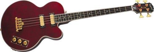 Gibson Hollow Body Bass is a Semi-hollow-body Bass