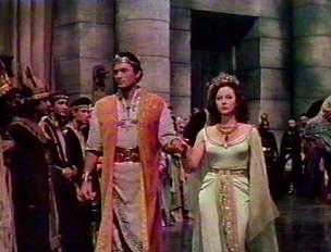 Bible Films Blog: <em>David and Bathsheba</em> (1951)