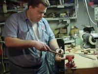 Pipe Maker, Kirk Bosi