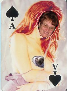 Cathy's REAL job as the Ace of Spades