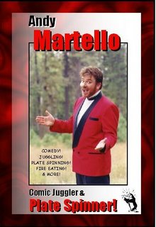 New Andy Martello Promo DVD!