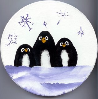 How cute are these penguins?