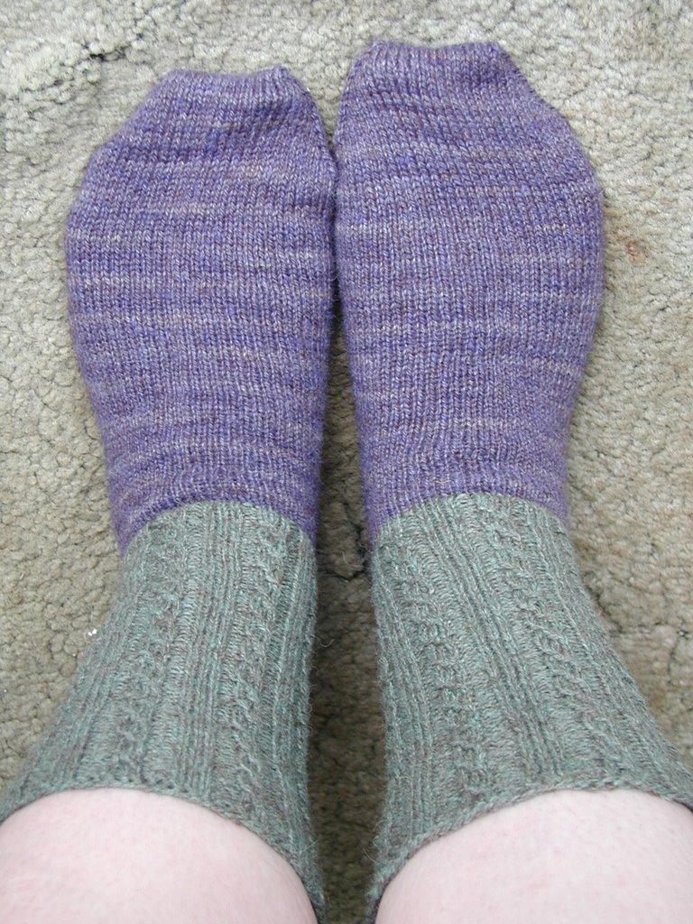 Bullet-Proof Socks