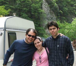 Max, Chiara, Gabriele