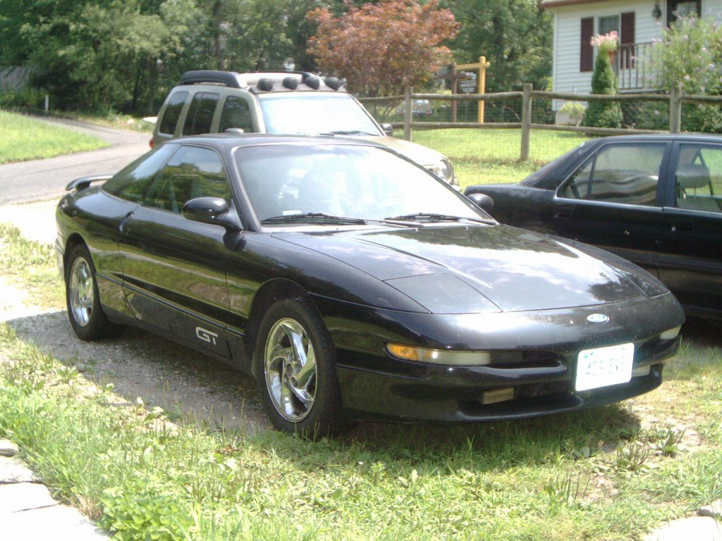 95 probe gt for sale 95 black ford probe gt. Black Bedroom Furniture Sets. Home Design Ideas