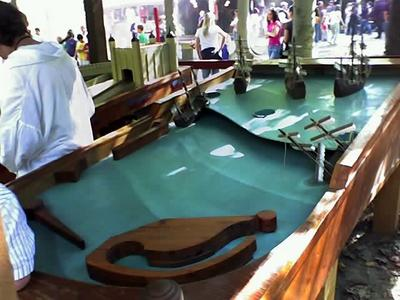 No Tech Pinball