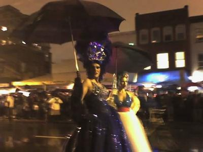 17th Street High Heel Race
