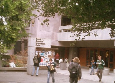 UC Berkeley: Free Speech Movement Cafe
