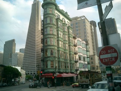 San Francisco: Financial District