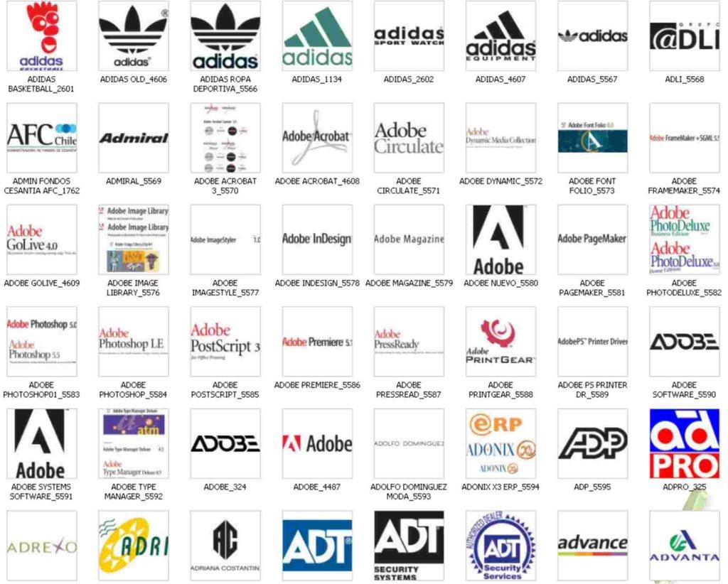 Logos de todas las marcas del mundo - Imagui