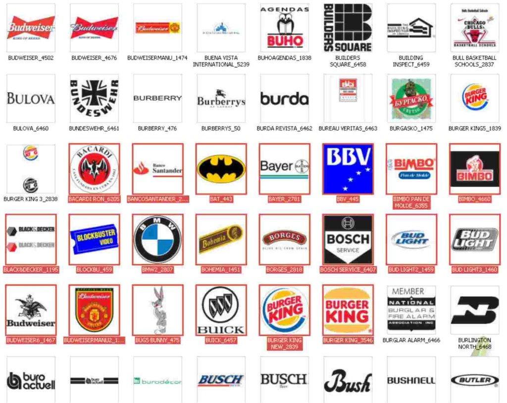 18,500 logos todas las marcas