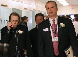 Steve Buscemi with Principal