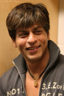 Shahrukh Khan Backstage