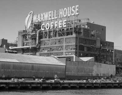 Maxwell House Coffee Sign