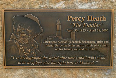 Percy Heath, The Fiddler