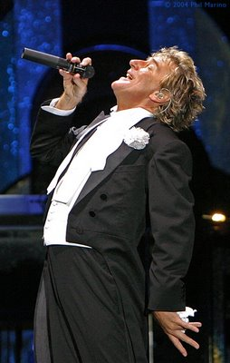 Rod Stewart Crooner