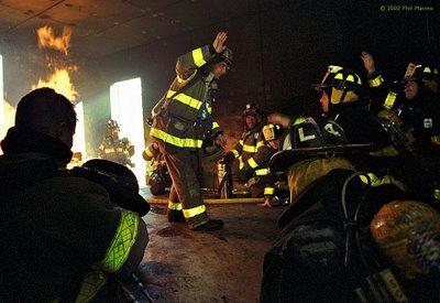 Burn Room 1