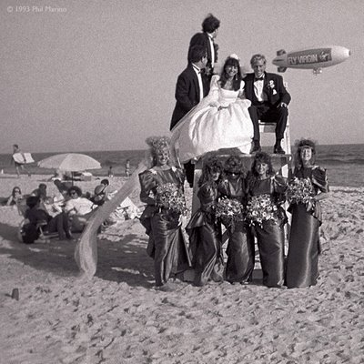 Wedding Party, Robert Moses