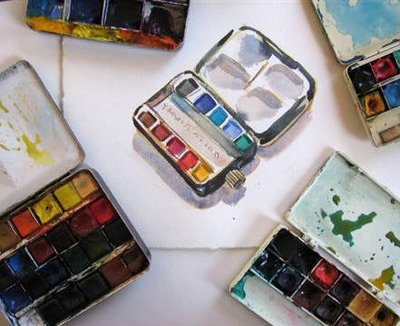 Paintbox candy