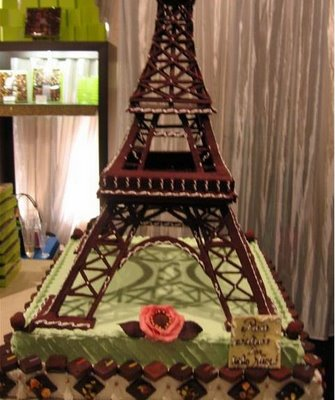 CHOCOLATE Eiffel