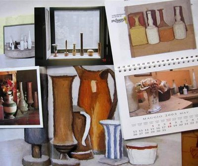 a window into Morandi