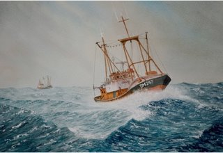 Deep Sea Hunters - SOLD