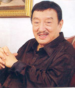 His real name is Rodolfo Vera Quizon, but for millions of his followers, he is simply Dolphy, gifted performer, comedian par excellence, dramatic actor, ... - Dolphy