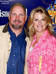 I think therefore so should you for Garth brooks married to trisha yearwood