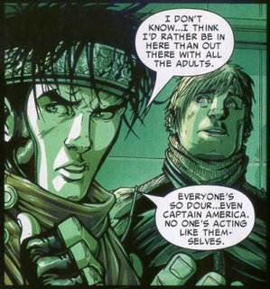 Young Avengers & Runaways #1
