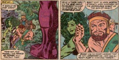 Hercules: Quintessential Chauvinist