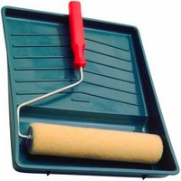 Image of Paint Roller and Tray