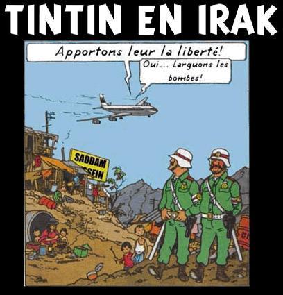 Tintin Comics French BDcomics: Tintin in Fr...