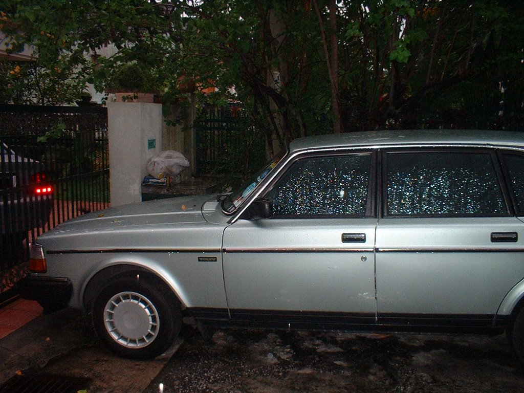 Volvo 240 Live March 2006 Electric Fan Installation Kjetorg This Blog Is Dedicated For Fans Owners Or Drivers As I Will Put My Real Life Experience Writings On Being A Driver You Know