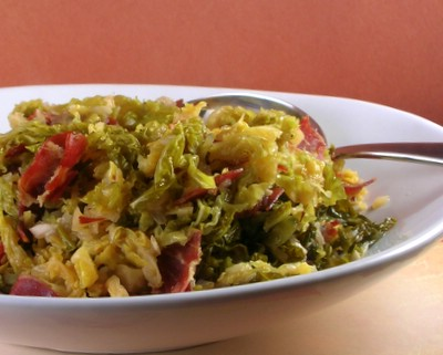 Smothered cabbage recipes easy