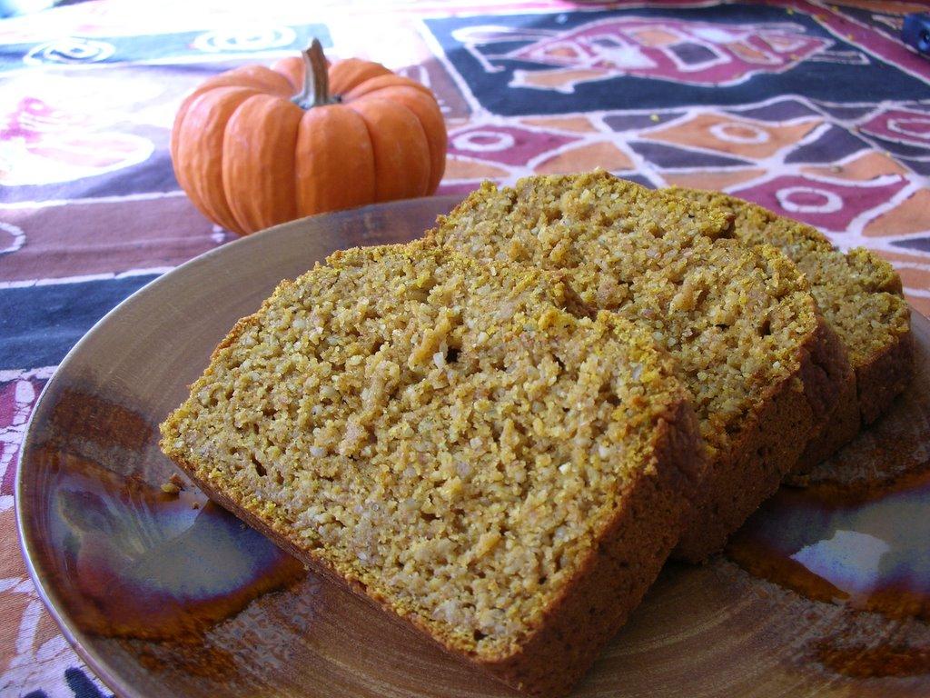 Day 211: Pumpkin Pepita Bread | A Veggie Venture: Day 211 ...