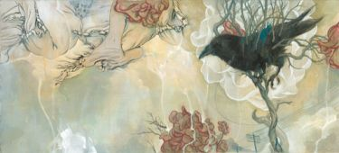 Process Recess - by James Jean