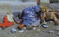 Curdos no Iraque: alvos em pesquisas com armas químicas.