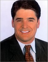 Sean Hannity, manufacturer of outrage. Picture from FoxNews.COM